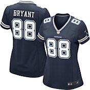 Nike Women's Away Game Jersey Dallas Cowboys Dez Bryant #88