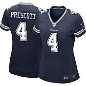 Nike Women's Home Game Jersey Dallas Cowboys Dak Prescott #4