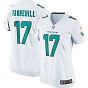 Nike Men's Away Game Jersey Miami Dolphins Ryan Tannehill #17