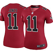 Nike Women's Color Rush 2017 Legend Jersey Atlanta Falcons Julio Jones #11