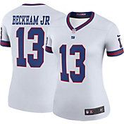 Nike Women's Color Rush Legend Jersey Shirt New York Giants Odell Beckham Jr. #13