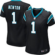 Nike Women's Home Game Jersey Carolina Panthers Cam Newton #1