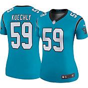 Nike Women's Color Rush 2017 Legend Jersey Carolina Panthers Luke Kuechly #59