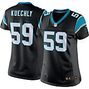 Nike Women's Home Limited Jersey Carolina Panthers Luke Kuechly #59