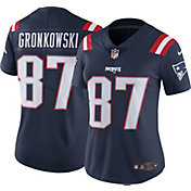 Nike Women's Color Rush 2016 Limited Jersey New England Patriots Rob Gronkowski #87
