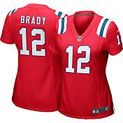 Nike Women's Alternate Game Jersey New England Patriots Tom Brady #12