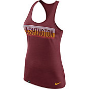 Nike Women's Washington Redskins Dri-FIT Touch Performance Red Tank Top