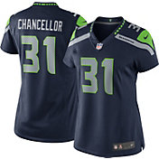 Nike Women's Home Limited Jersey Seattle Seahawks Cam Chancellor #31