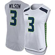 Nike Women's Seattle Seahawks Russell Wilson #3 Jersey Tank Top
