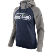 Nike Women's Seattle Seahawks Tailgate All-Time Grey Hoodie