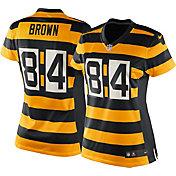 Nike Women's Alternate Game Jersey Pittsburgh Steelers Antonio Brown #84