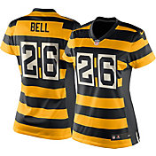 Nike Women's Alternate Game Jersey Pittsburgh Steelers Le'Veon Bell #26