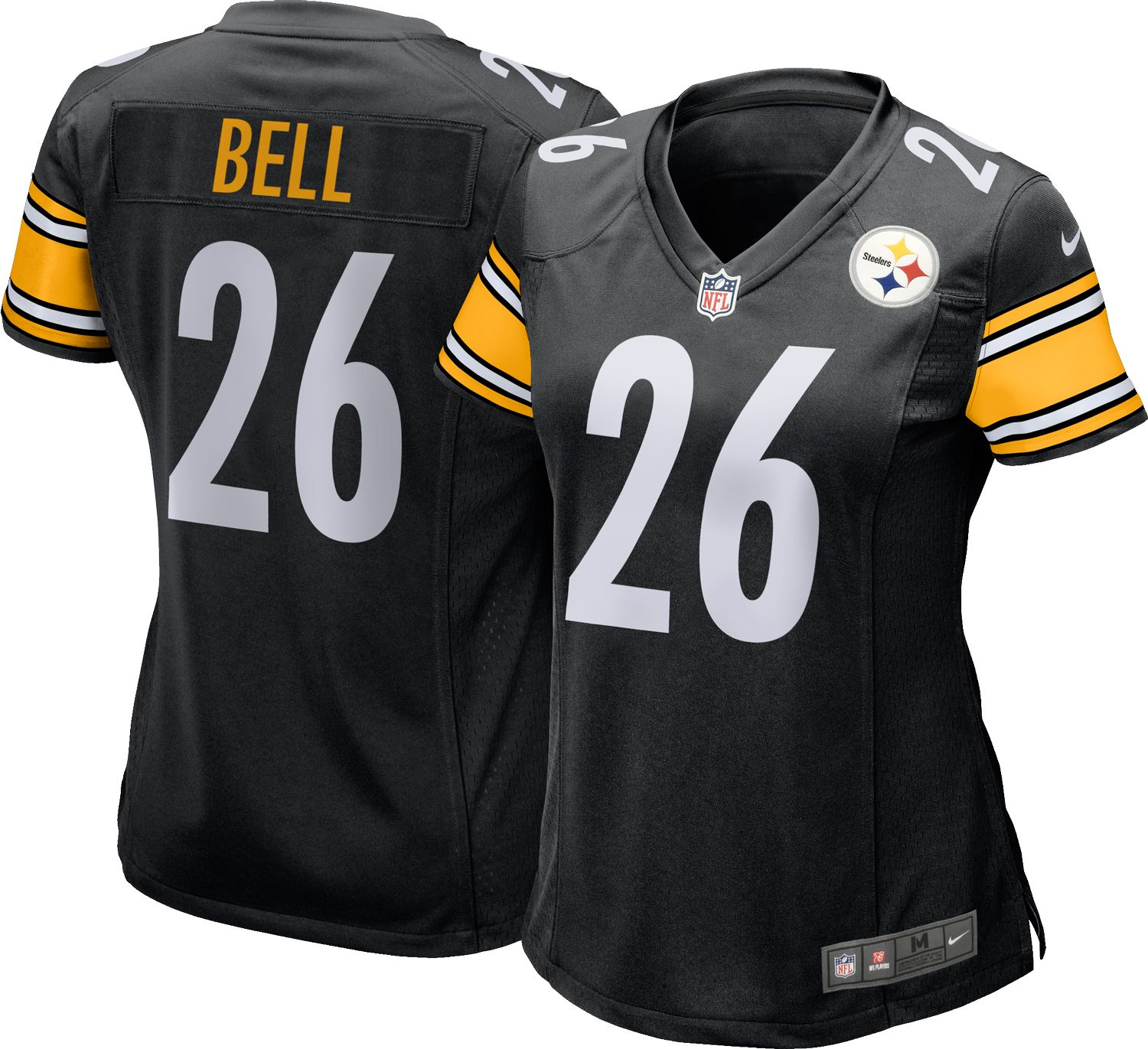 774fba308 nike womens home game jersey pittsburgh steelers leveon bell 26. 000. 000  000.