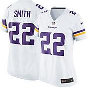 Nike Women's Away Game Jersey Minnesota Vikings Harrison Smith #22