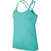 Nike Women's Dri-FIT Cool Strappy Running Tank Top