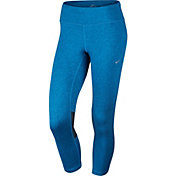 Nike Women's Dri-FIT Epic Run Cropped Running Tights