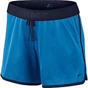 Nike Women's Drill Mesh Training Shorts