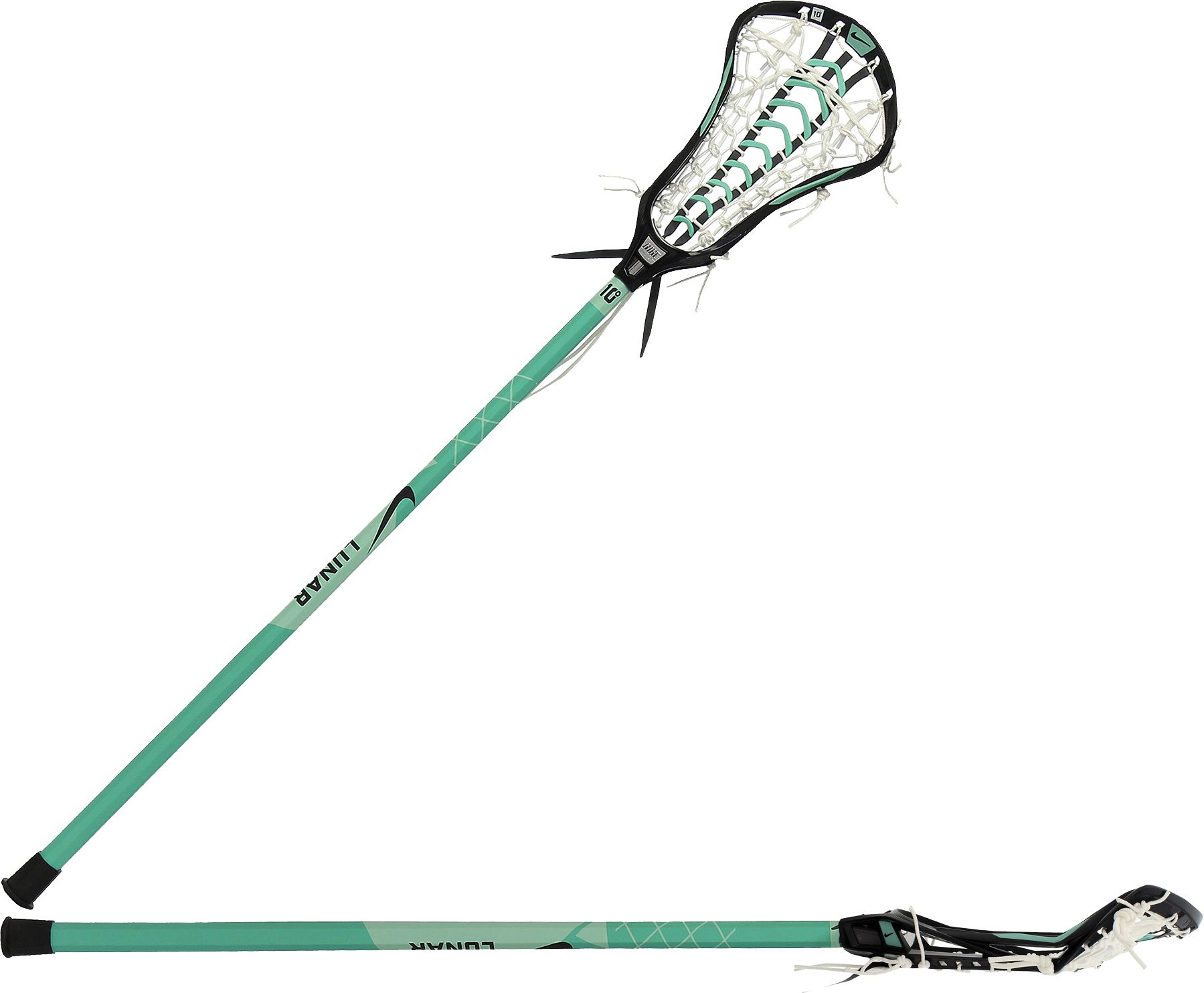 big sale bb845 aca93 Nike Womens Lunar Elite On Lunar 10 Lacrosse Stick ...