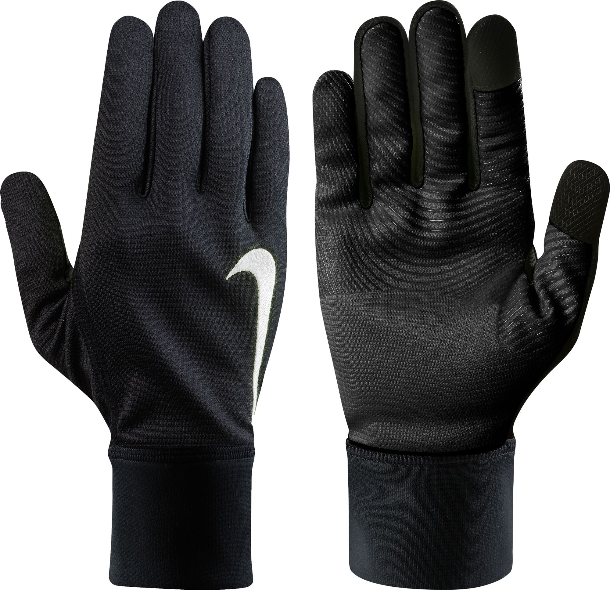Mens leather kid gloves - Product Image Nike Men S Therma Fit Gloves