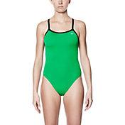 Nike Women's Poly Core Lingerie Tank Swimsuit
