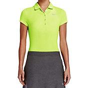 Nike Women's Precision Heather Golf Polo