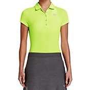 Nike Women's Precision Heather Golf Polo