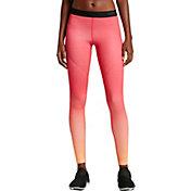 Nike Women's Pro Hyperwarm Fade Printed Tights