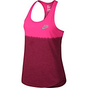 Nike Women's Dip-Dye Running Tank Top