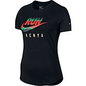 Nike Women's Run Kenya Graphic T-Shirt