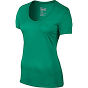 Nike Women's Legend V-Neck 2.0 Short Sleeve Shirt