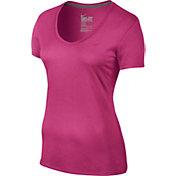 Nike Women's Legend V-Neck 2.0 Short Sleeve Shirt