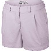 Nike Women's Washed Drive Shorty Golf Shorts