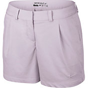 Nike Women's Washed Drive Shorty Golf Shorts