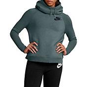 Nike Funnel Neck Hoodies