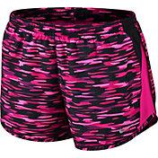 Nike Women's 10K Printed Running Shorts