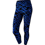 Nike Women's Palm Epic Lux Printed Running Capris