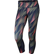 Nike Women's Power Epic Fragment Printed Running Capris