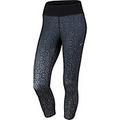 Nike Women's Multi Pop Epic Run Printed Running Capris