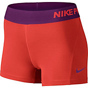Nike Women's 3'' Pro Cool Compression Shorts