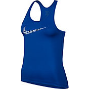 Nike Women's Pro Cool Tracer Tank Top