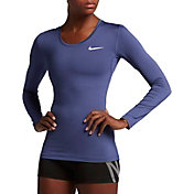Nike Women's Pro Cool Long Sleeve Shirt