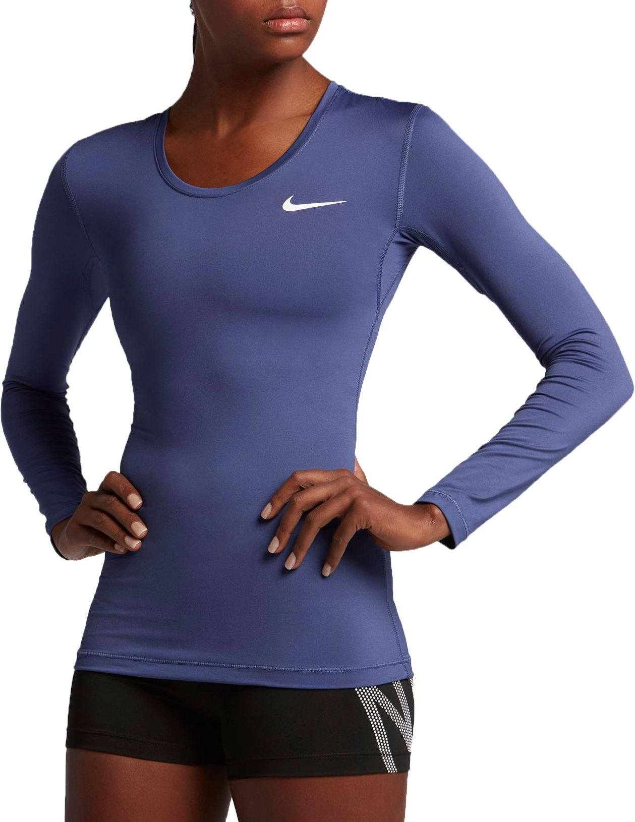 Product Image · Nike Women's Pro Cool Long Sleeve Shirt