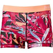 Nike Women's 3'' Pro Cool Palm Printed Shorts