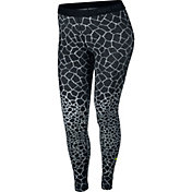 Nike Women's Pro Engineered Giraffe Printed Tights