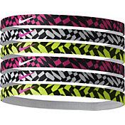 Nike Women's Graphic Headbands – 6 Pack