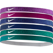 Nike Women's Graphic Headbands – 6 Pack