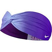 Nike Women's Printed Logo Twist Headband