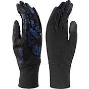 Nike Women's Printed Tailwind Running Gloves