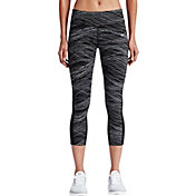 Nike Women's Power Epic Lux Printed Running Capris