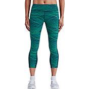 Nike Women's Power Epic Lux Printed Running Capris